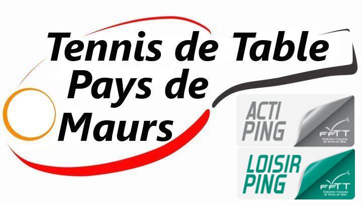 Tennis de table du pays de maurs - Calculateur de points tennis de table ...